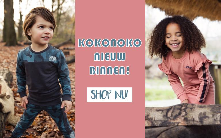Kokonoko nieuw