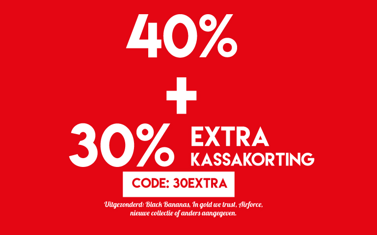 Sale 40+30% EXTRA